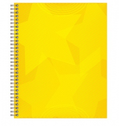 school book vector image vector image