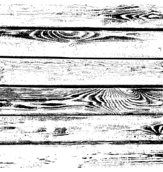 Old wooden grain planks texture background vector image