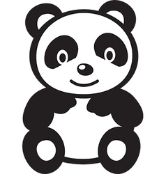 Panda vector