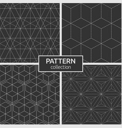 pattern 6 vector image