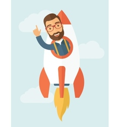 Startup concept vector