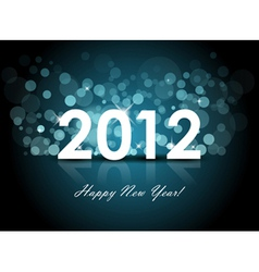 2012 background vector image