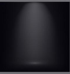black background for presentation vector image