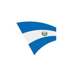 Salvador flag vector