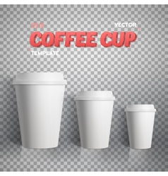 Coffee Cup Coffee Cup Mockup vector