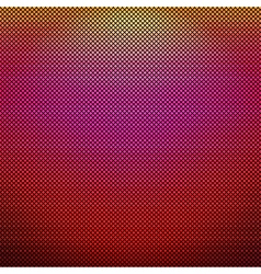 Abstract Red Mosaic Background vector image vector image