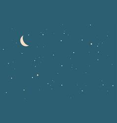night2 vector image