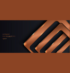 Abstract banner web template elegant geometric vector