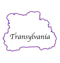 Transylvania vector