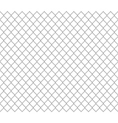 New steel mesh metalic fance black seamless vector image vector image