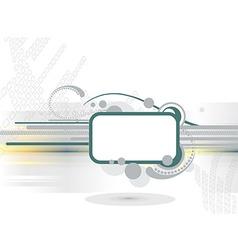 grunge banner frames vector image vector image