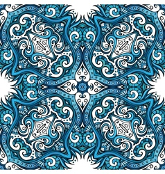 Abstract ornamental ethnic background vector