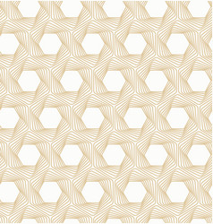 seamless white and gold background vector image