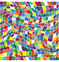 a seamless repeating patter vector image