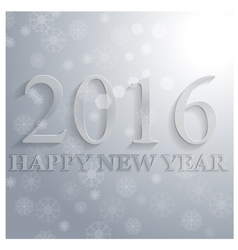 Background new year vector image