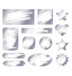 scratch card texture scratch card effect vector image