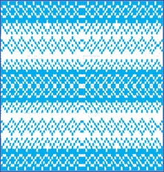 Baby blue seam pattern vector