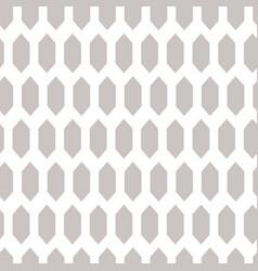 Textured rhombuses grey seamless pattern vector
