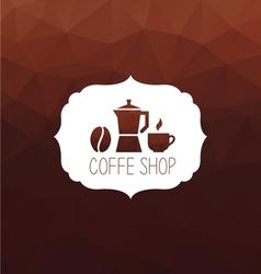 Coffe Shop vector image vector image