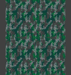 Digital seamless camouflage vector