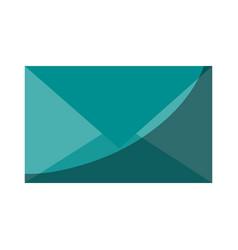 Message envelope icon imag vector