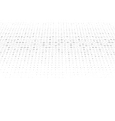 Modern design gray dots halftone pattern vector