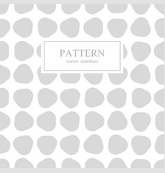 triangle seamless geometric pattern vector image