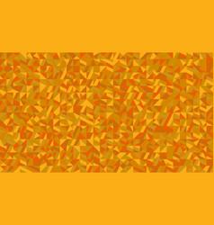 colorful random abstract chaotic mosaic pattern vector image