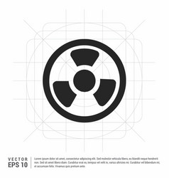Radiation fan vector