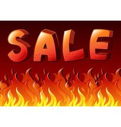 Sale artwork vector image