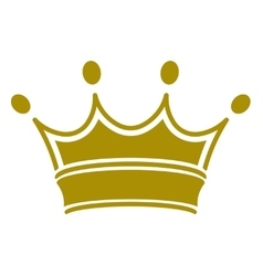 royal crown - vector image
