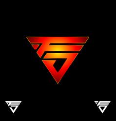 F d letter based symbol vector
