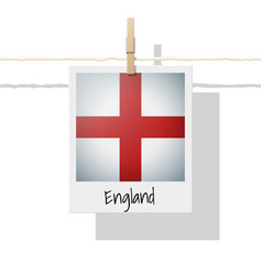 Photo england flag vector