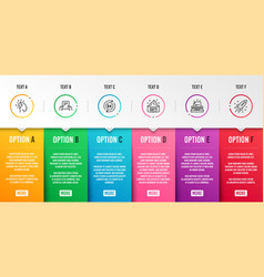 Receive file brainstorming and money currency vector