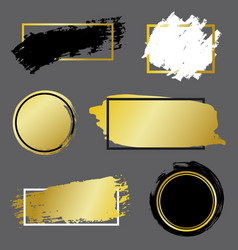 texture artistic design frame background for text vector image