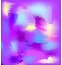 Abstract background with lilac spots vector image