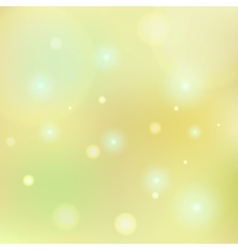 Bokeh lemon yellow tone background vector