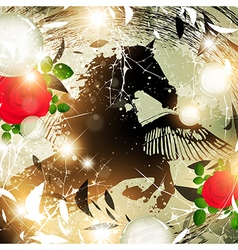 Fantasy Nature Horse vector