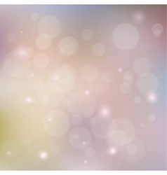 Bokeh violet tone background vector image vector image