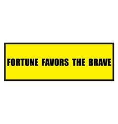 Showing a Famous slogans vector