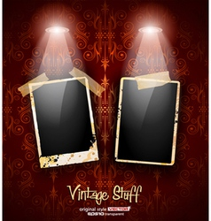 antique distressed vector image vector image