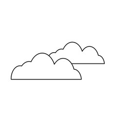 Cloud weather sky climate image vector