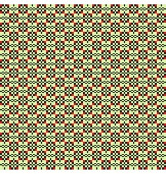 Geometric ethnic ornament seamless pattern vector