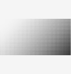 halftone effect background spotted pattern vector image