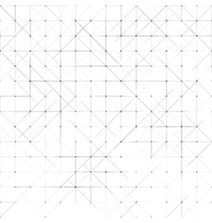 Simple triangular pattern vector