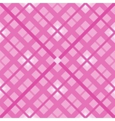 The pink geometric Pattern vector