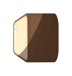 bread bakery food healthy vector image