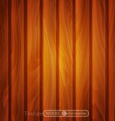 texture brown wooden planks vector image