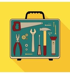 Building tools vector