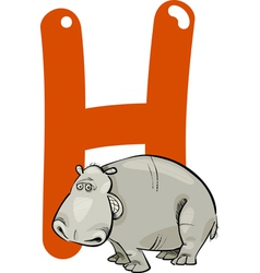 H for hippo vector